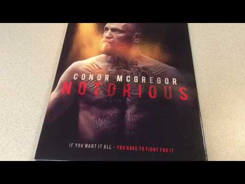 Critique Conor McGregor: Notorious En Format DVD