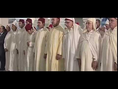 """جنات تدعو لملك المغرب بالشفاء من نزلة برد في """"يا إلهي"""""""