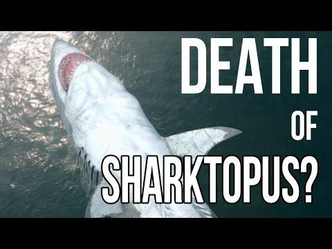 DEATH OF SHARKTOPUS? SHARKTOPUS VS. PTERACUDA (2014) Official Clip