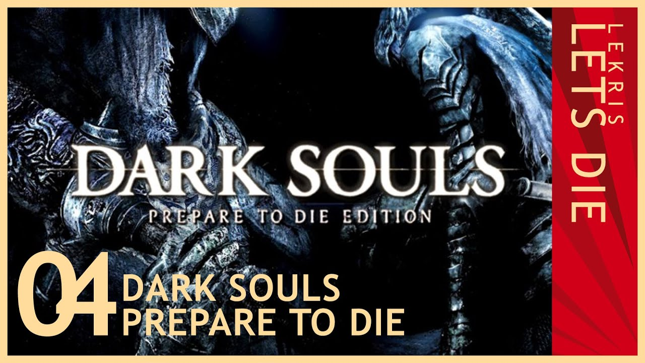 Let's Die - Dark Souls #04 - Zu Besum beim Taurus-Dämon
