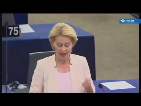 Βουλής Βήμα : Συζήτηση με Ευρωβουλευτές με Αφορμή την Εκλογή Νέου Προέδρου της Κομισιόν(18/07/2019)