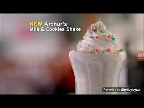 Arthur Christmas Rev 8 Food
