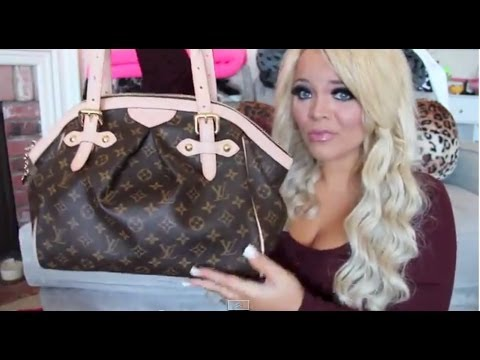 Louis Vuitton Tivoli GM Unboxing
