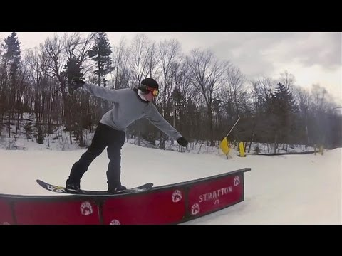 US Snowboarding Open - This week on the Hole, Henry and Doom take us on a whirlwind tour of the Burton US Open in Stratton, Vermont. Along the way the boys encounter angry car park...