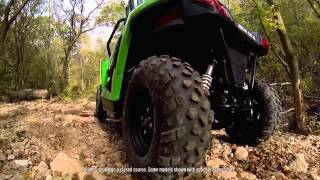 8. 2015 Arctic Cat Wildcat Trail Overview