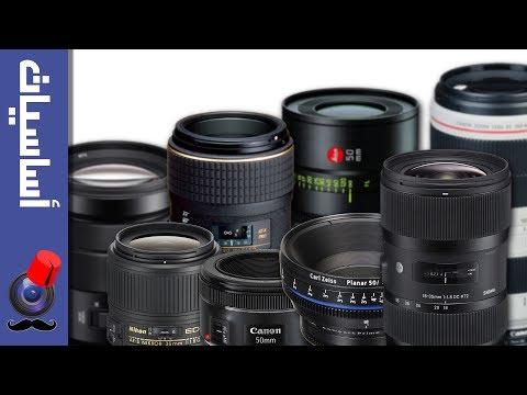 العرب اليوم - شاهد: أنواع عدسات التصوير وأهم تصنيفاتها
