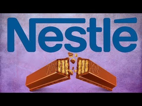 Nestlé: 150 Years of Food Industry Dominance (2017)