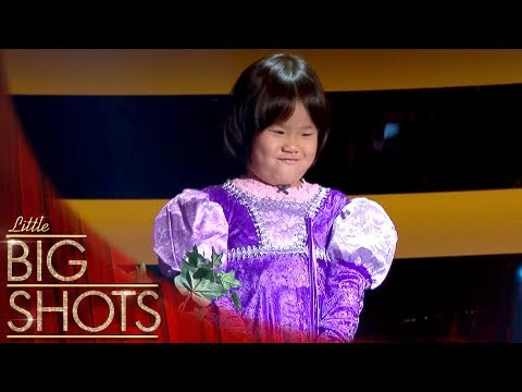 Meet Mini Shakespeare: Esther @Best Little Big Shots