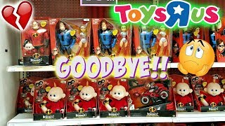 Video TOYS R US FINALLY CLOSING GLENDALE AZ LOCATION FOREVER SALE STARTS NOW WALK THROUGH 2018 MP3, 3GP, MP4, WEBM, AVI, FLV Juni 2018