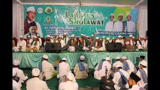 Lailatus Sholawat bersama Majlis Riyadlul Jannah di PP. Bahrul Ulum Tambakberas Jombang
