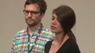 TYPO Labs 2018 | Sahar Afshar & José Miguel Solé Bruning