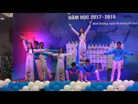 """Lễ hội Khai Trường Năm học 2017-2018 """"Khát Vọng"""""""