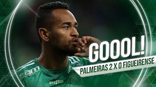 Os gols de Palmeiras 2 x 0 Figueirense, pelo returno do Campeonato Brasileiro 2015. --------------------- Seja Sócio Avanti, com...