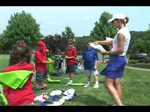 Larkin Golf Junior Summer Camp, Gainesville, Virginia