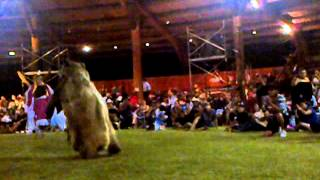 Womens Traditional Grizzly Bear Dancer