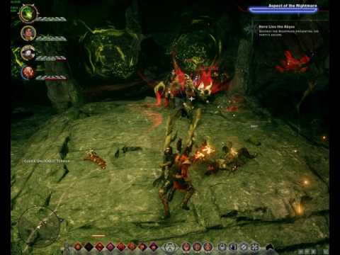 Dragon Age: Inquisition - Killing Aspect Of The Nightmare