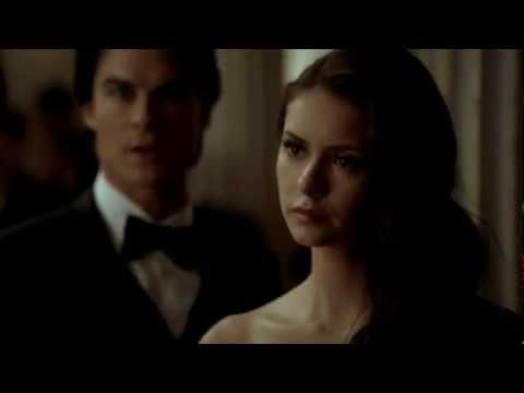 #TVD 314 - Elena's entrance to the ball