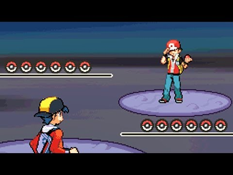 Ultimate Battle vs Red!! [Pokemon HeartGold]