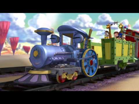 The Little Engine That Could 2010 DVDRip XviD 700Mb