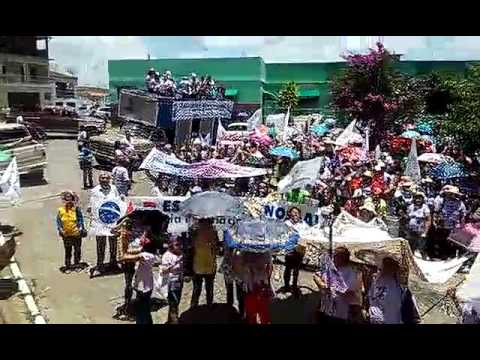 Marcha das Mulheres em Alagoa Nova