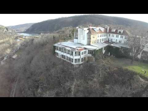 ABANDONED HARPERS FERRY HOTEL