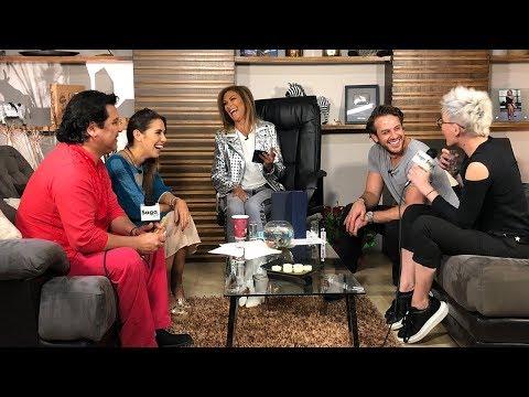 #Saga Live con Mariana Moguel, Maca Carriedo, Lambda García y el mejor imitador de Juan Gabriel.