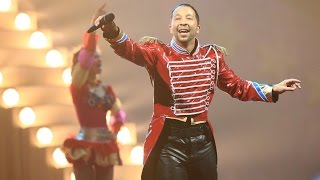 DJ BoBo - CIRCUS TOUR 2014 - Freedom (Official Clip taken from: Circus)