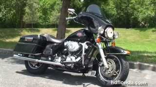 1. Used 2004 Harley Davidson Electra Glide Classic Motorcycles for sale - Sarasota, FL