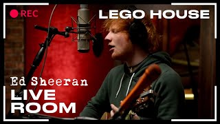 "Ed Sheeran - ""Lego House"" captured in The Live Room"