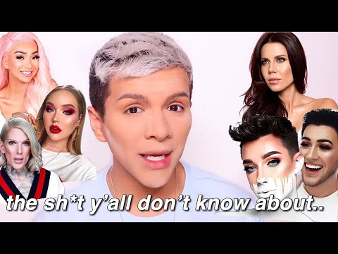 Gabriel Zamora EXPOSES The Beauty Community