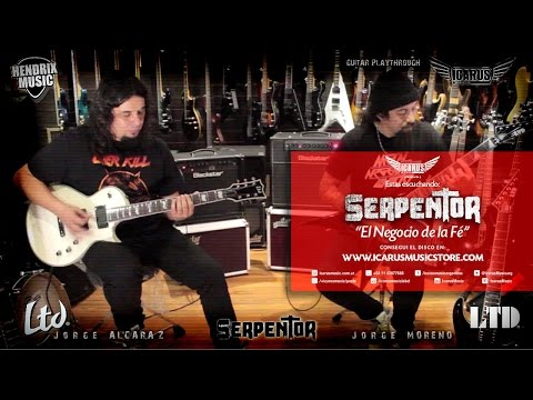 "Serpentor play through ""El Negocio de la Fé"""
