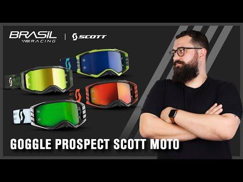 Tudo sobre o goggle PROSPECT da SCOTT