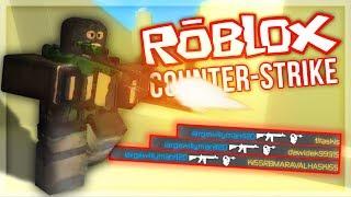 COUNTER-STRIKE KIDS EDITION (ROBLOX CS:GO)