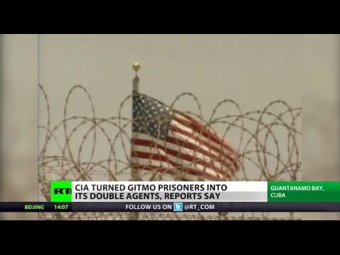 gitmo - Guantanamo Bay may have been a source for CIA double agents. Media reports claim the secret service turned prisoners into spies and sent them home, with the ...