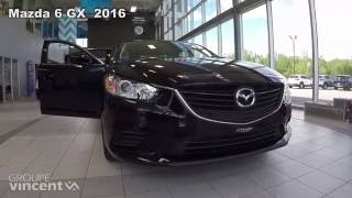 Mazda6 GX 2016 youtube video