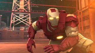 Nonton Iron Man  Hulk Heroes United 2013 Film Subtitle Indonesia Streaming Movie Download