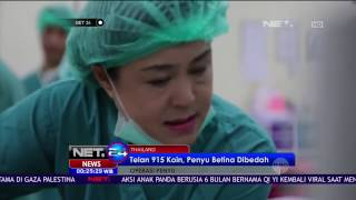 Video Telan 915 Koin, Penyu Betina Dibedah - NET24 MP3, 3GP, MP4, WEBM, AVI, FLV Desember 2017