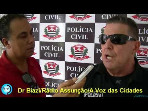 Jales - Cadáver de rapaz é encontrado hoje (30/12) em Jales,  Dr Biazi Delegado falou com a reportagem da Rádio Assunção e o site A Voz Das Cidades, sobre este caso e os assaltos ocorridos em Jales.