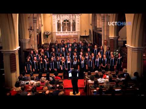 Choir - The 2014 edition of the University of Cape Town Choir's annual Winter Concert was held in St. Paul's Church on the 21st of May. Choir Director: Kurt Haupt Tr...