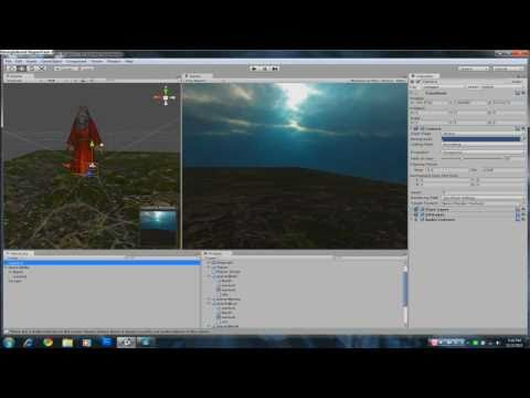 preview-Create a 3rd Person Game In Unity 3D #1 - Importing your Player (incl. Ready-Made Player) (TechzoneTV)
