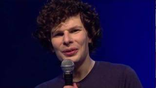Simon Amstell - Do Nothing - Cat