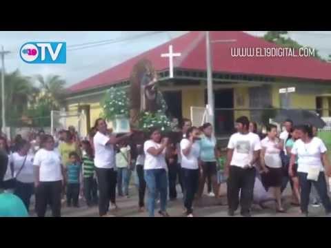 Granadinos celebran a la Virgen del Perpetuo Socorro