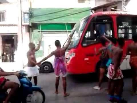 baba de saia em simoes filho--ba. 06/04/2012