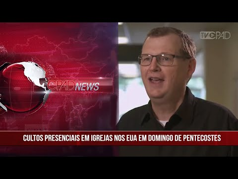 Boletim Semanal de Notícias - CPAD News 174