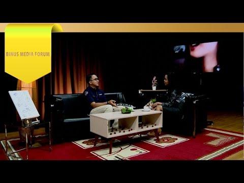 BINUS MEDIA FORUM – Agung Wicaksono – Pahit Manis Perjalanan Program Director NET