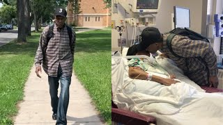 Download Video 99-year-old walks six miles a day to visit his wife in the hospital MP3 3GP MP4