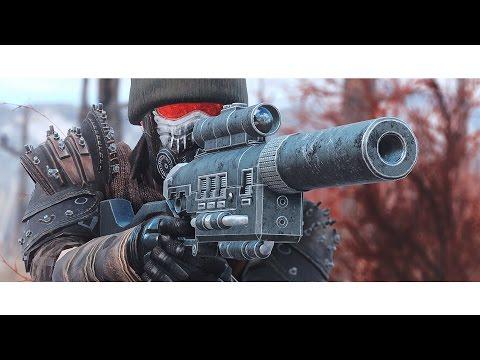 12.7mm Pistol - Fallout 4 Mods
