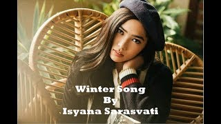 Isyana Sarasvati - Winter Song (Lyrics Video)