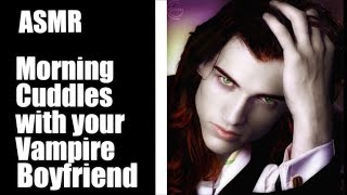 Video ASMR In Bed With a Vampire, British Vampire Boyfriend Roleplay (Pt2) with Feeding. MP3, 3GP, MP4, WEBM, AVI, FLV Juni 2018