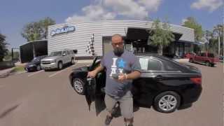 Autoline's 2011 Hyundai Sonata GLS Walk Around Review Test Drive